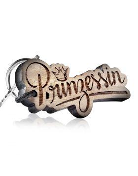 Schlüsselanhänger Prinzessin