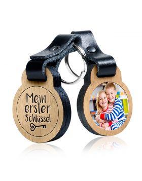 Kinder Fotoanhänger - Mein erster Schlüssel