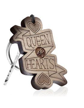 Schlüsselanhänger Queen of Hearts