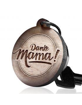 Schlüsselanhänger Danke Mama!